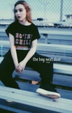 the boy next door → lucaya by rilmayas