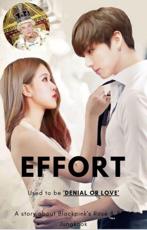 Denial or Love? (Rosé x Jungkook) by Queen_YG