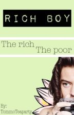 Rich Boy || Larry Stylinson ||  by Larabadara