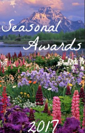 Seasonal Awards 2017 by Seasonal_Awards