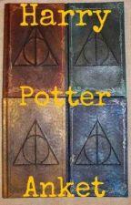Harry Potter Anket by MrsMioneMalfoy