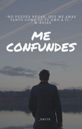 Me Confundes 《Eunhae》~Terminada~ EDITANDO by ElfMaknaee