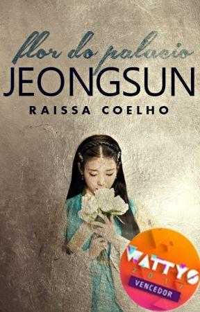 Jeongsun, flor do palácio✓ by rahgcr