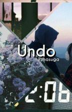 Undo | NCT Yuta by KunaSuga