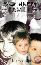 Big Happy Family.... -Larry Stylinson Love Story- by Larrys_slut
