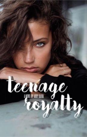 Teenage Royalty by ugh-abby