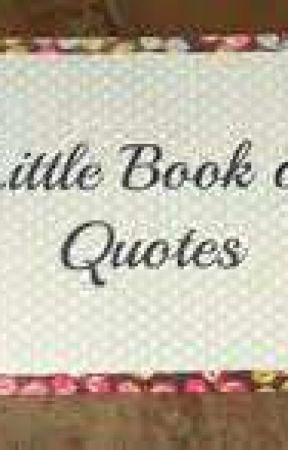 Little Book Of Quotes by AvieGallito
