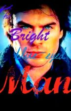 The Bright Blue-Eyed Man by XxxGhostwriterxxX