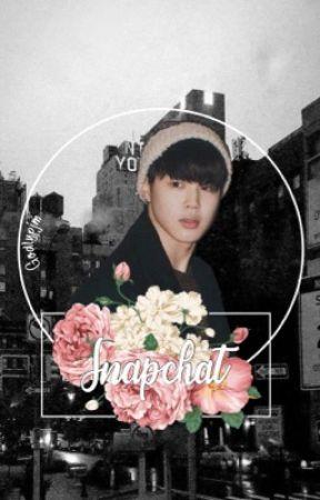 Snapchat ♕♛ p.jm x Reader by -pockymin
