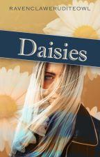 Daisies by ravenclaweruditeowl