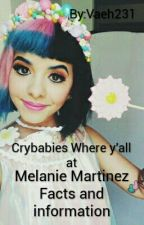 Melanie Martinez Facts by Vaeh231