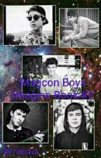 Magcon Boys Imagine Book #2 by ratpizza