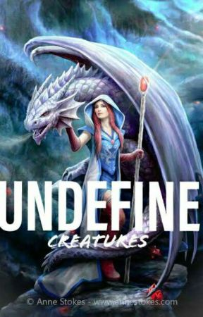 Undefine Creatures by aziayana