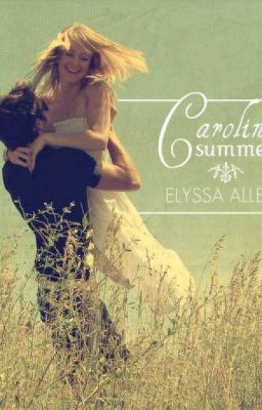 Carolina Summer by ElyssaAllen