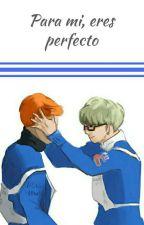 Para mi, eres perfecto//YoonMin by _YouKnow_