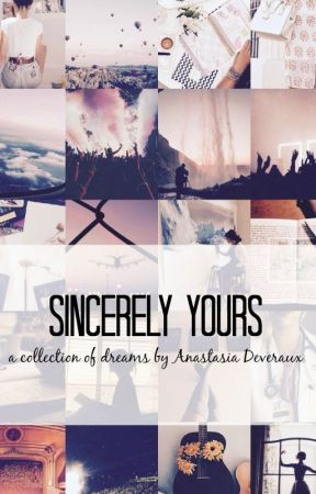 Sincerely Yours by nicactus