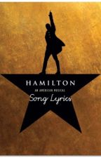 ❁ hamilton | lyrics book by Shugzzz