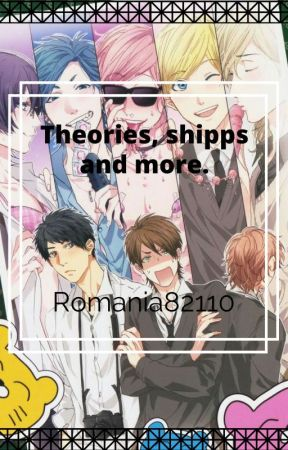 Theories, shipps and more. by Romania82110
