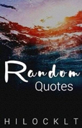 Random Quotes by hilocklt