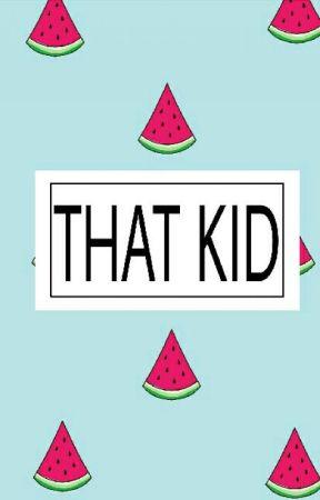 That Kid    vkook ff. by madamejeon