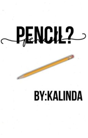 Pencil? by uglylilduckling