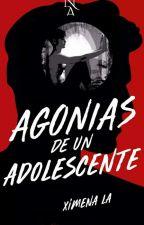 Agonías de un adolescente     #InsideBOWSAwards by xdra_cdla