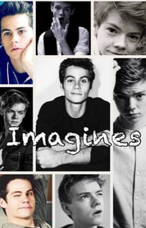 Imagines - Thomas Brodie-Sangster and Dylan O'Brien  by SmellyElli
