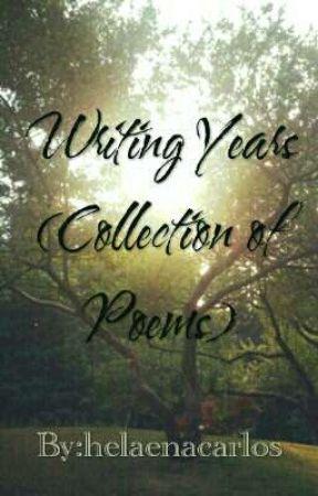 Writing Years by helaenacarlos
