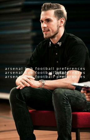 ARSENAL - BVB FOOTBALL PREFERENCES by -kroos
