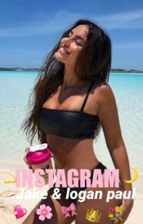 instagram ; jake & logan paul  by sabrinalovet