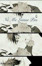 Ne me laisse pas Aomine x Kagami by IllyuzLiand