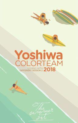 [COLORTEAM-DESIGNER] YOSHIWA