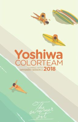 [COLORTEAM-DESIGNER] YOSHIWA