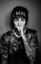 Don't forget me ~ Oliver Sykes by EveliendeSaegher