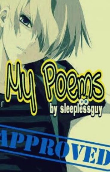 My Poems (written in english and filipino)