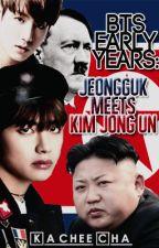 BTS Early Years: Jeongguk meets Kim Jong Un by KacheeCha