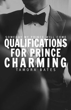 Qualifications for Prince Charming by sunshowered