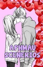 Aphmau boyfriend Scenerios by Danxchqn