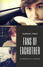 Fans of eachother; An OrionSound (Oli) Fanfiction by Fantasy_Foxx