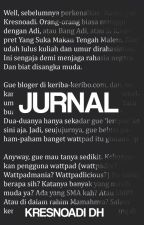 Jurnal by keribakeribo