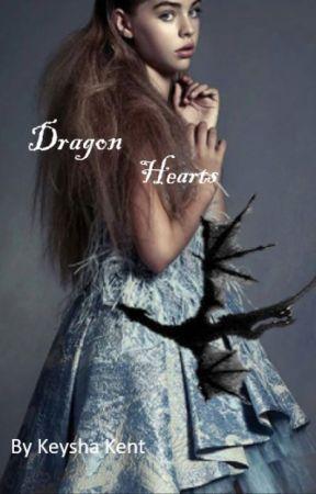 Dragon Hearts by MusicalWritingGodess