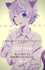 Affections (Neko!Male X Reader) by MegaBlazethecat