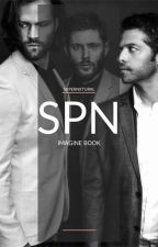 Supernatural Imagine Book by sxpernxturxl