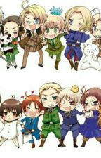 Hetalia x reader by cute_and_creep