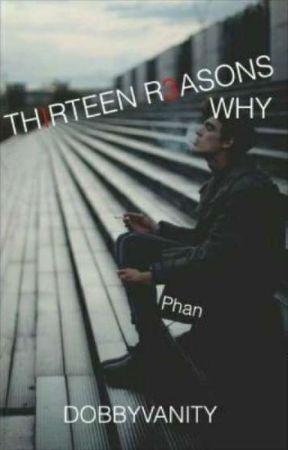 Thirteen reasons why • phan by dobbyvanity