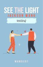 JACKSON WANG 王 TEXTING by wangieg7
