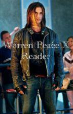 Warren Peace X Reader by Pandalion23