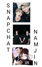 《snapchat 》Namjin by ForeverNuest