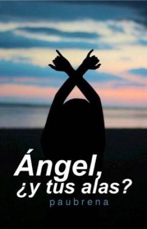 Ángel, ¿y tus alas?  by P-dePau
