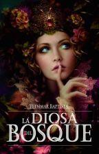 La diosa del bosque by _littleapple_